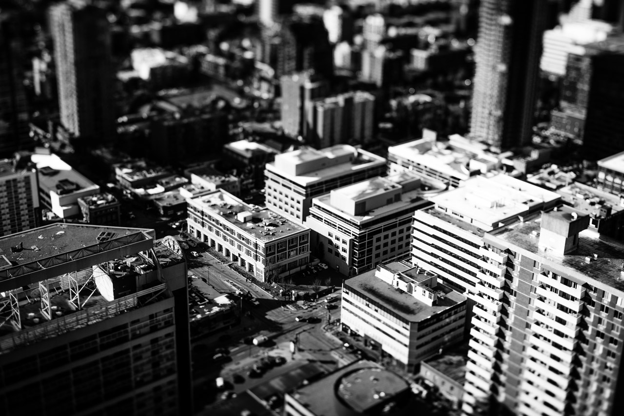 Miniature photo from Calgary Tower